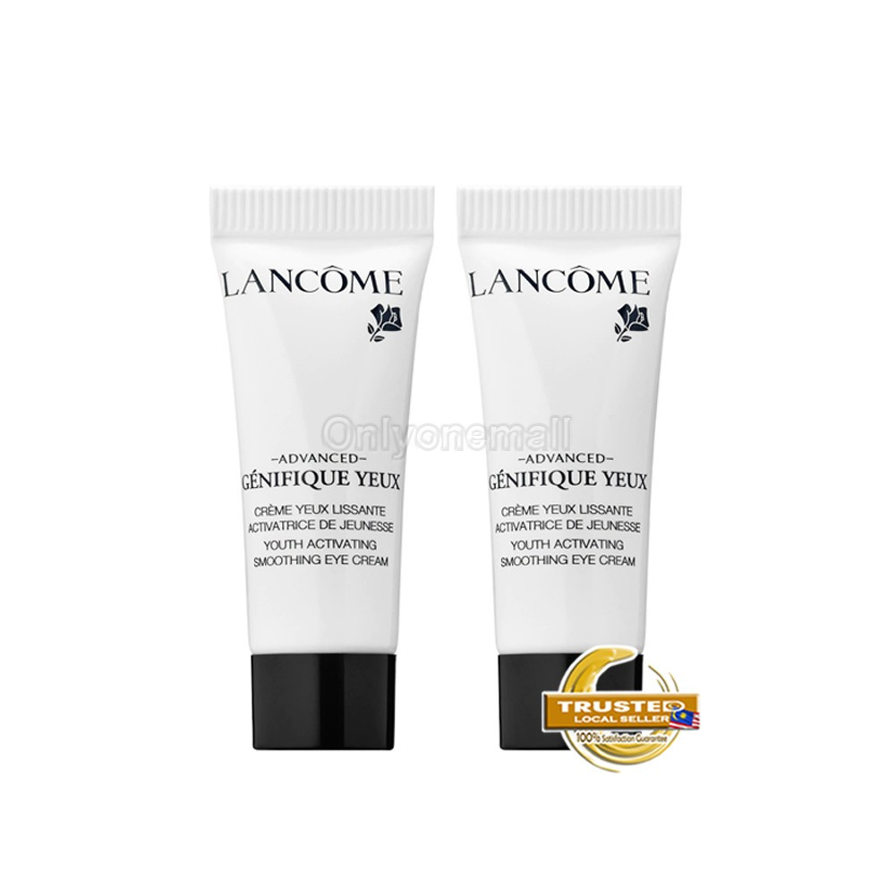 Lancome Advanced Genifique Yeux Youth Activating Smoothing Eye Cream 3ml x 2