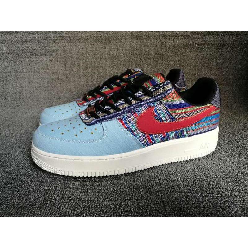 nike air force uno calza los zapatos ocasionales nike air