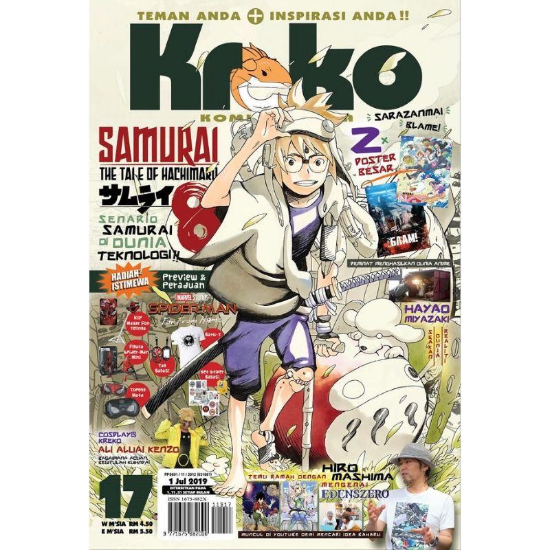 Komik Kreko Issue 17 2019