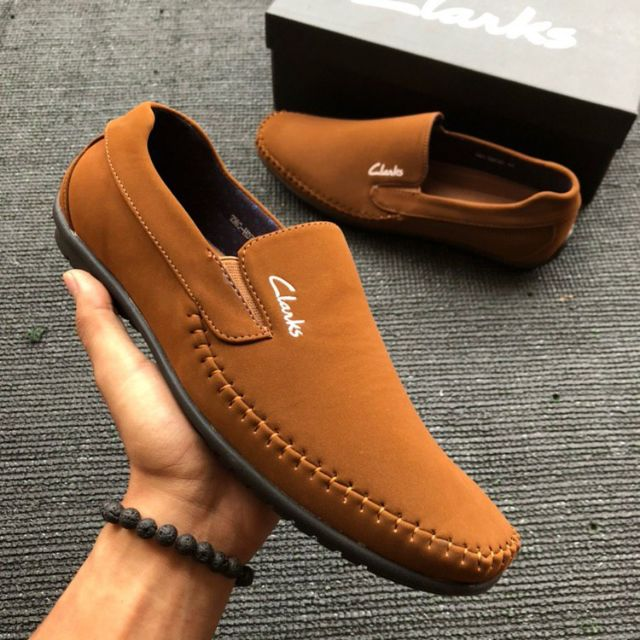 LOAFER CLARK 700 BROWN 40-45 EURO