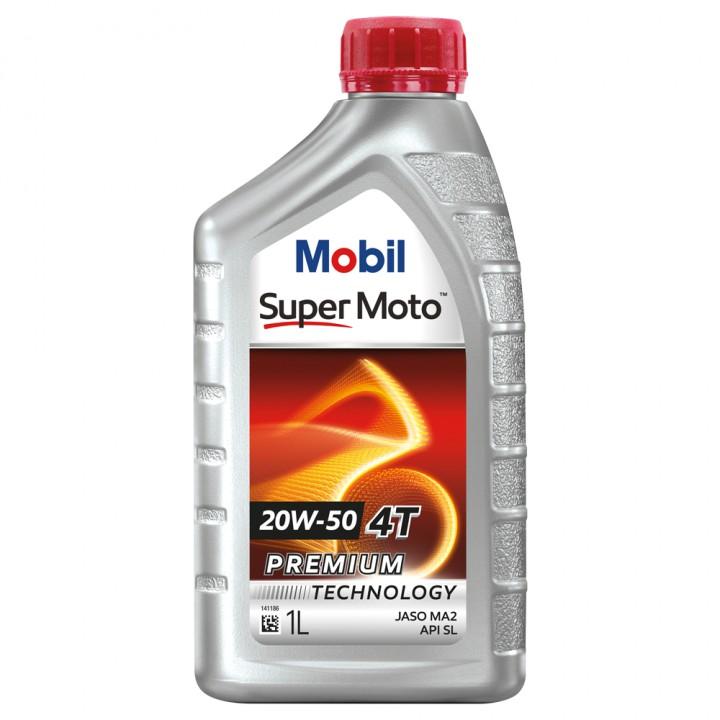 MOBIL 100 MOTOR 4T SCOOTER LUBRICANT OIL (1 BTL = 120ML / 800ML / 1000ML)