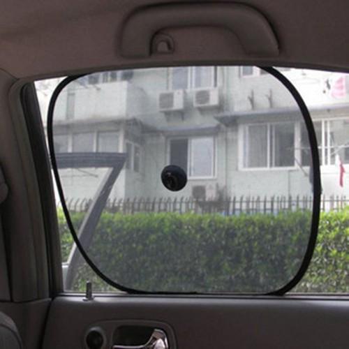 c0839e9d6051 1pair Car Curtains Sunshade Blocker Black UV Mesh Sun Shades With Sucker |  Shopee Malaysia
