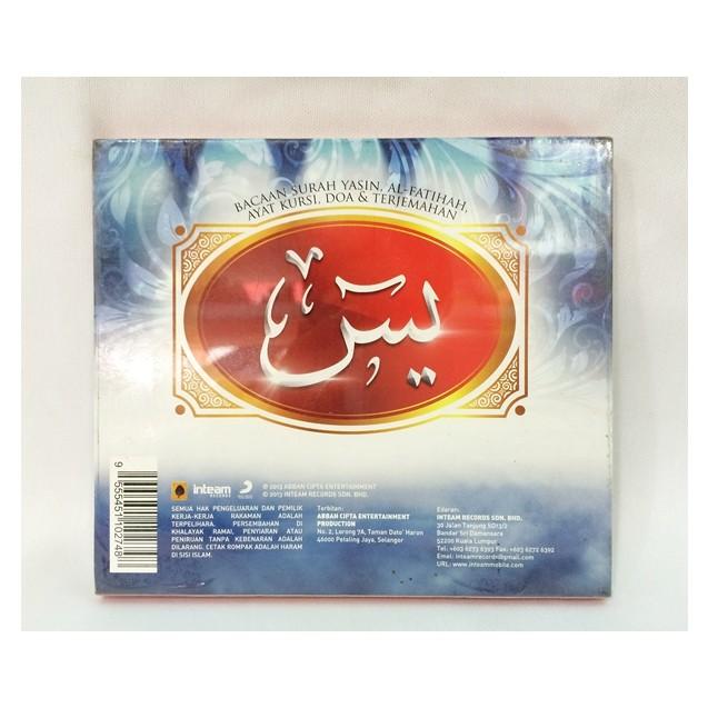 CD Bacaan Surah Yassin
