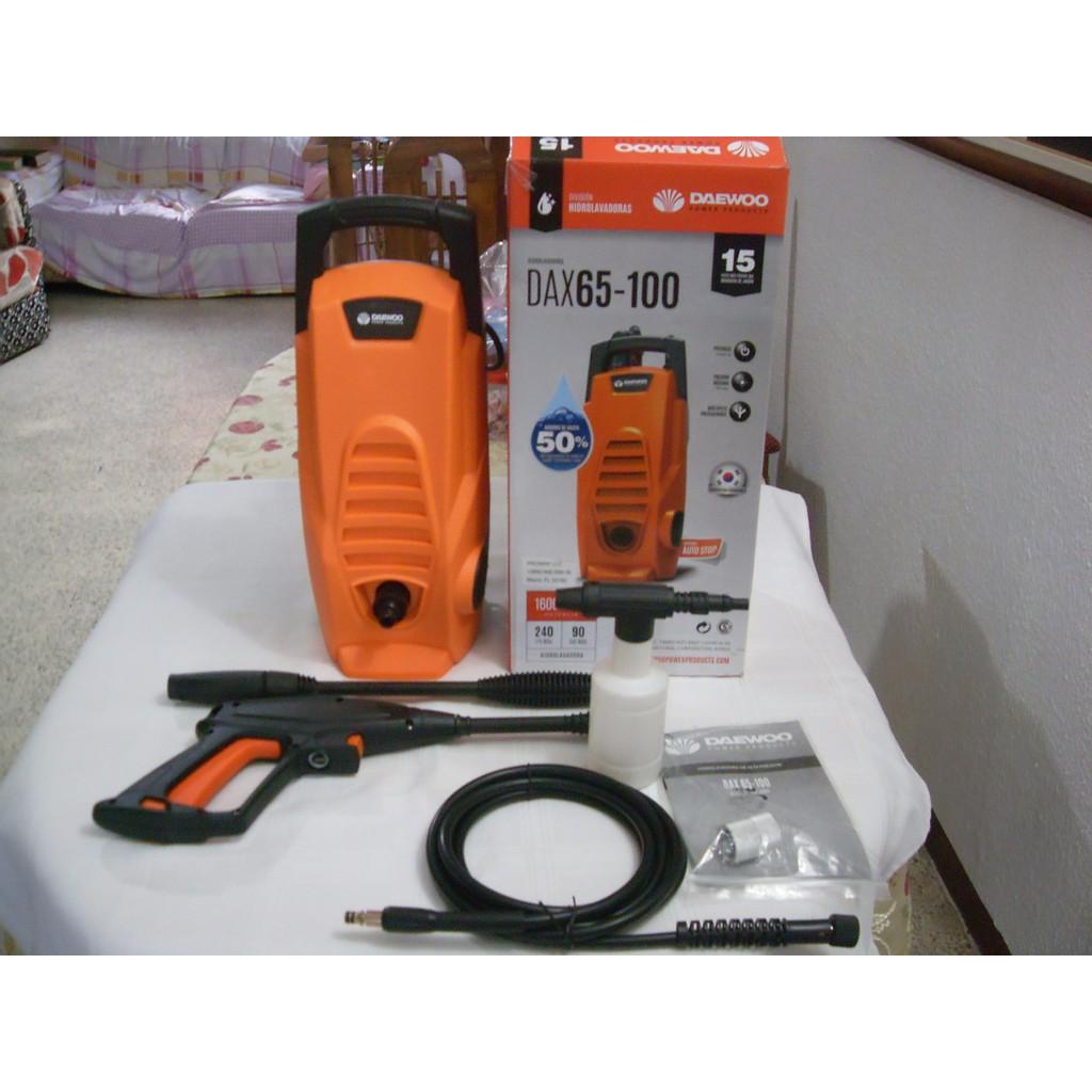 Daewoo DAX65-100 High pressure washer 1600w 90 bar