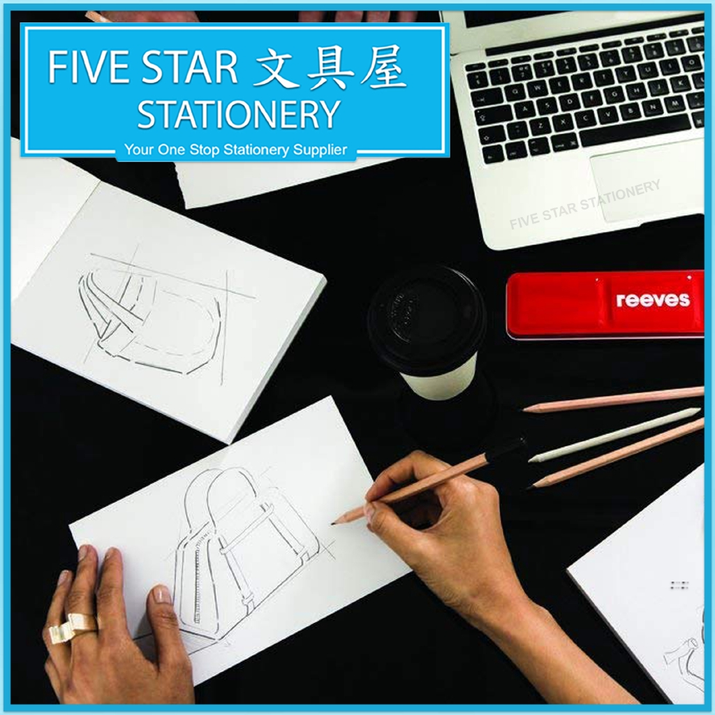 Pack of 12 Reeves Sketching Pencil
