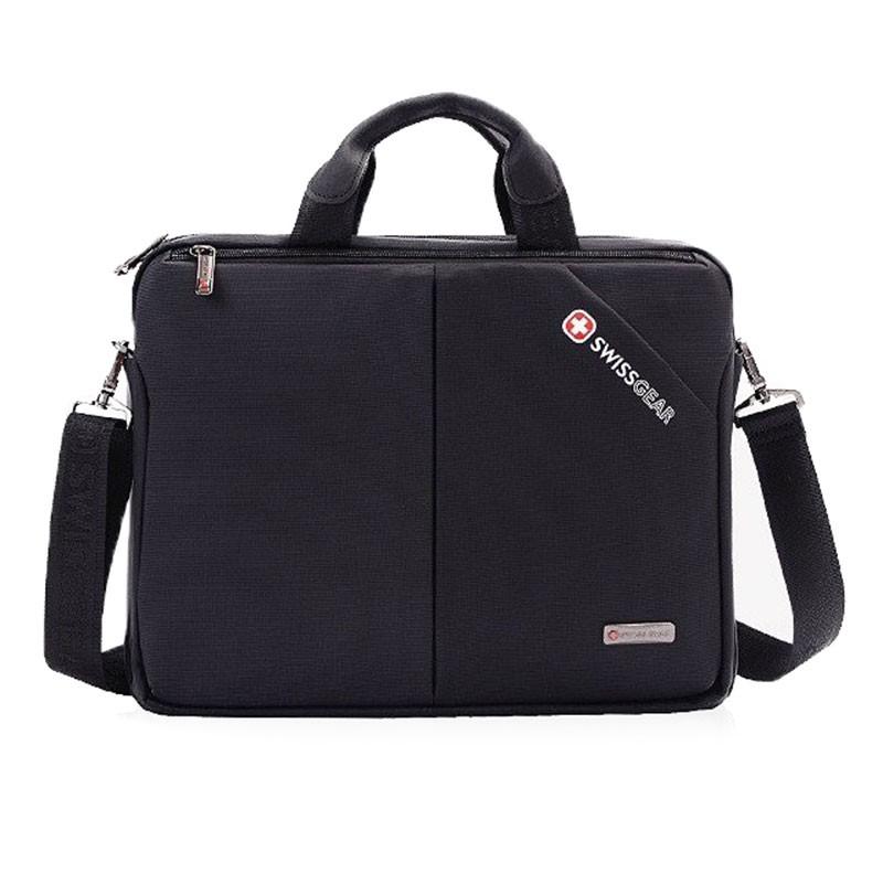 17d90bced58 GEARMAX Laptop Messenger Bag 11.6 12 13.3 14 15 Waterproof Nylon Laptop Bag    Shopee Malaysia