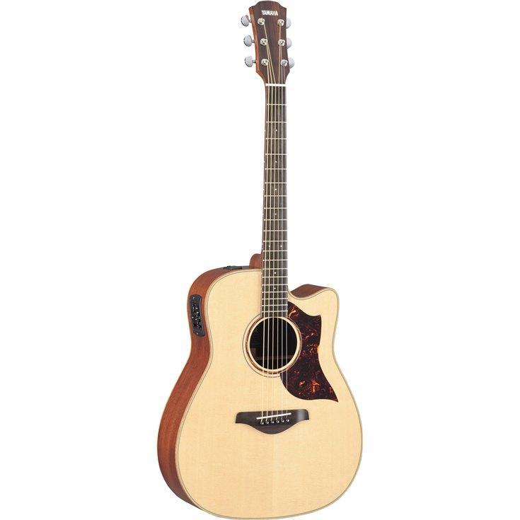 Yamaha Acoustic Guitar A3M accoustic guitar Music instrument Gitar