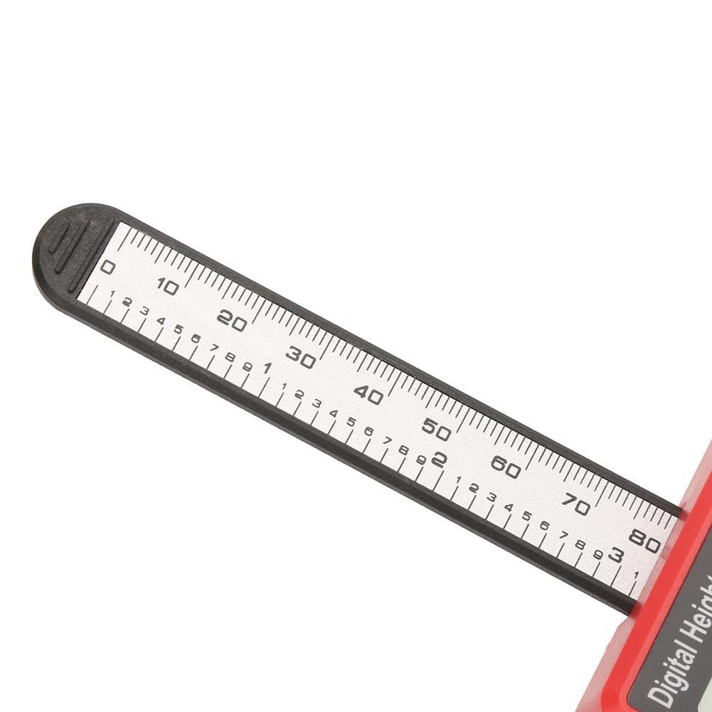 KC203 Digital Precision Height Aperture Depth Gauge Caliper Measuring Tool