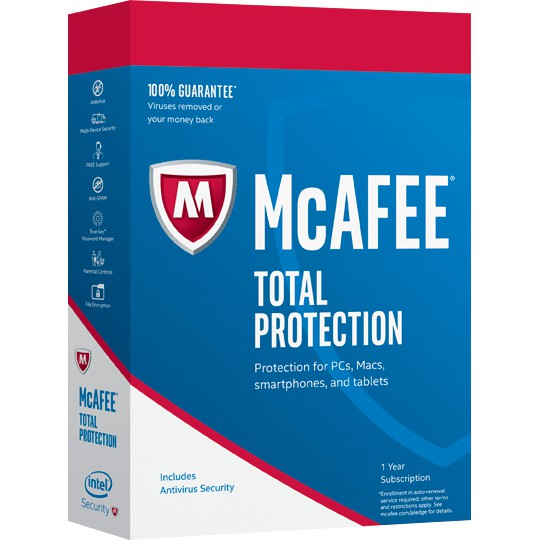 mcafee livesafe product key entry