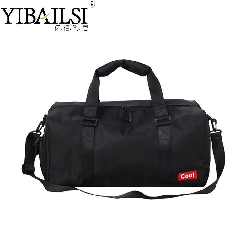 a961045e8e6a TTT Sports bag male fitness bag dry and wet separation training bag luggage  bag