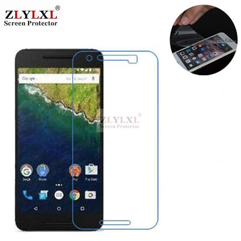 Soft HD protective film screen protector film for LG Google Nexus 6P