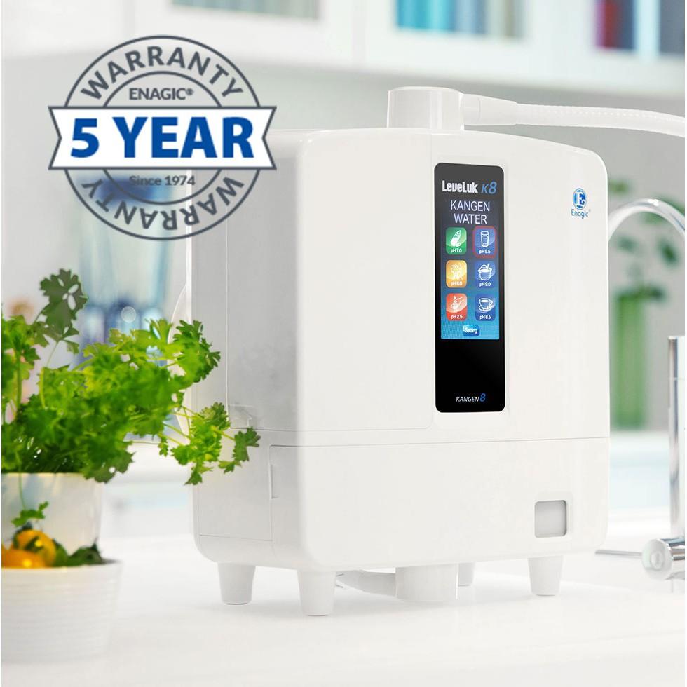 Enagic Kangen Water Machine JRII JR2 SD501 K8 - 100% New ...