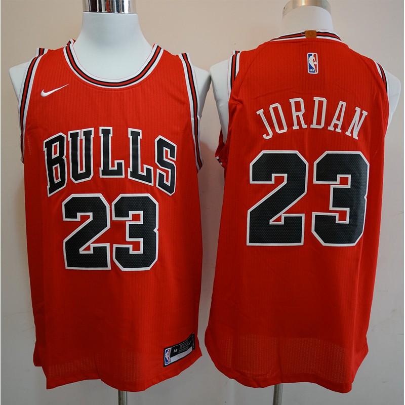 new concept e3100 bcd62 [porto] 2018 Newest Nike NBA Chicago Bulls Michael Jordan #23 red  basketball jerseys S-XXL