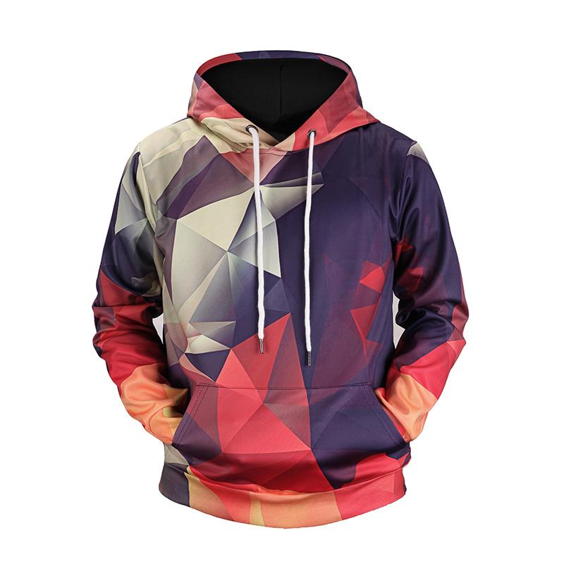 1713f38b 【SP Fashion】 Unisex Casual Men Women 3D Digital Print Pullover Hooded  Hoodie Long Sleeves Sweatshirt Fashion with   Shopee Malaysia