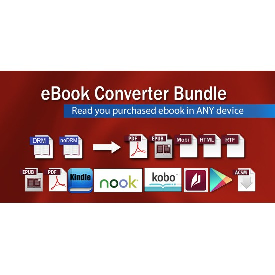 eBook Converter Bundle v3