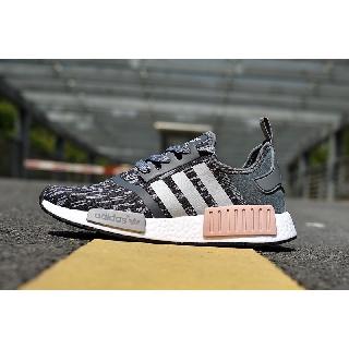 Pronto stock adidas nmd r1 scarpe da donna di scarpe da corsa, scarpe da ginnastica size36