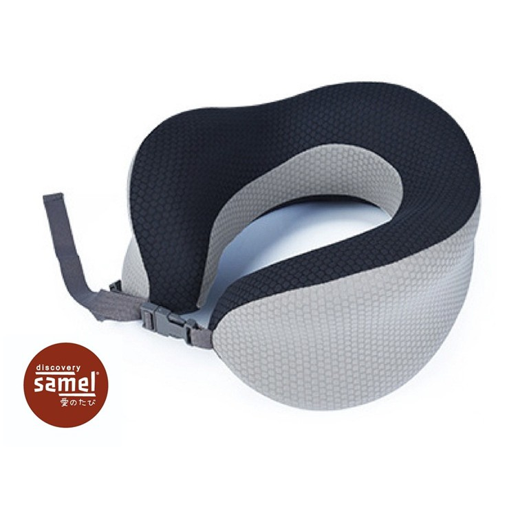 FGD 311 Fordable And Portable Memory Foam U Shape Neck Pillow