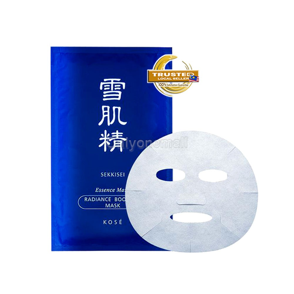 Kose SEKKISEI Essence Mask x 1pc