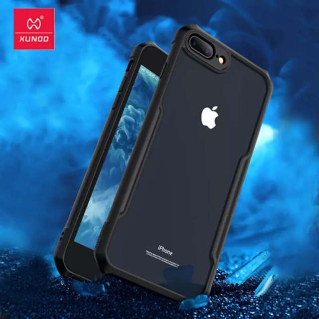 XUNDD Shockproof Phone Case For iPhone 7 Plus 8 8 Plus Bumper Phone Cover Case