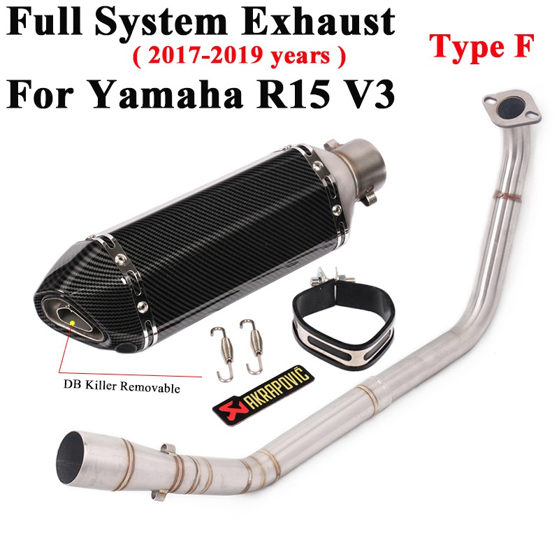 For Yamaha R15 V3 YZF-R15 2017 2018 2019 Motorcycle Full