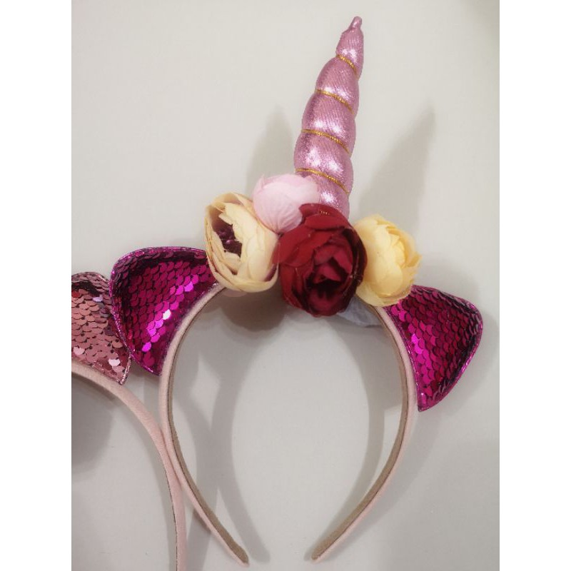 Ready Stock - Handmade Unicorn hairband