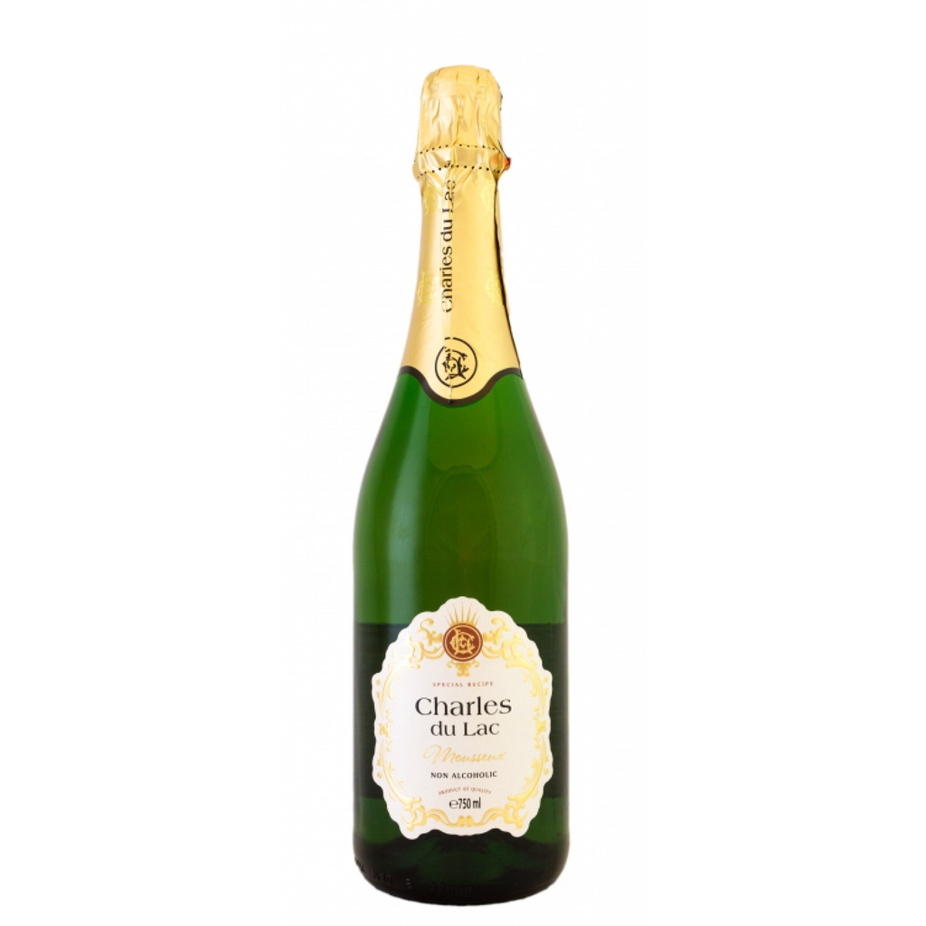 Charles Du Lac Sparkling Party Drink 750ml (White)