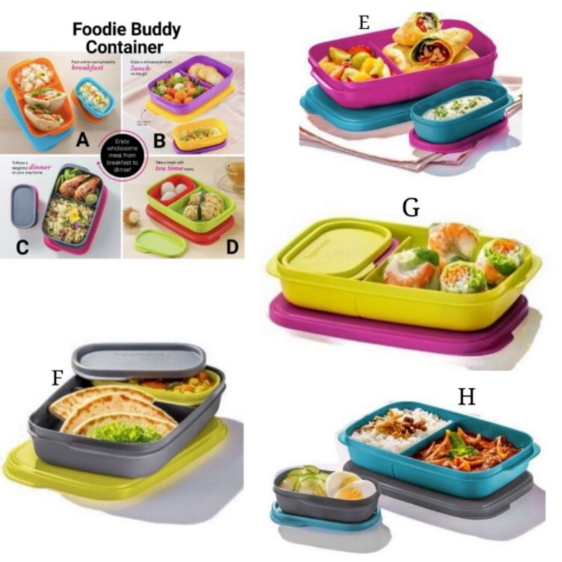 Tupperware Foodie Buddy Container