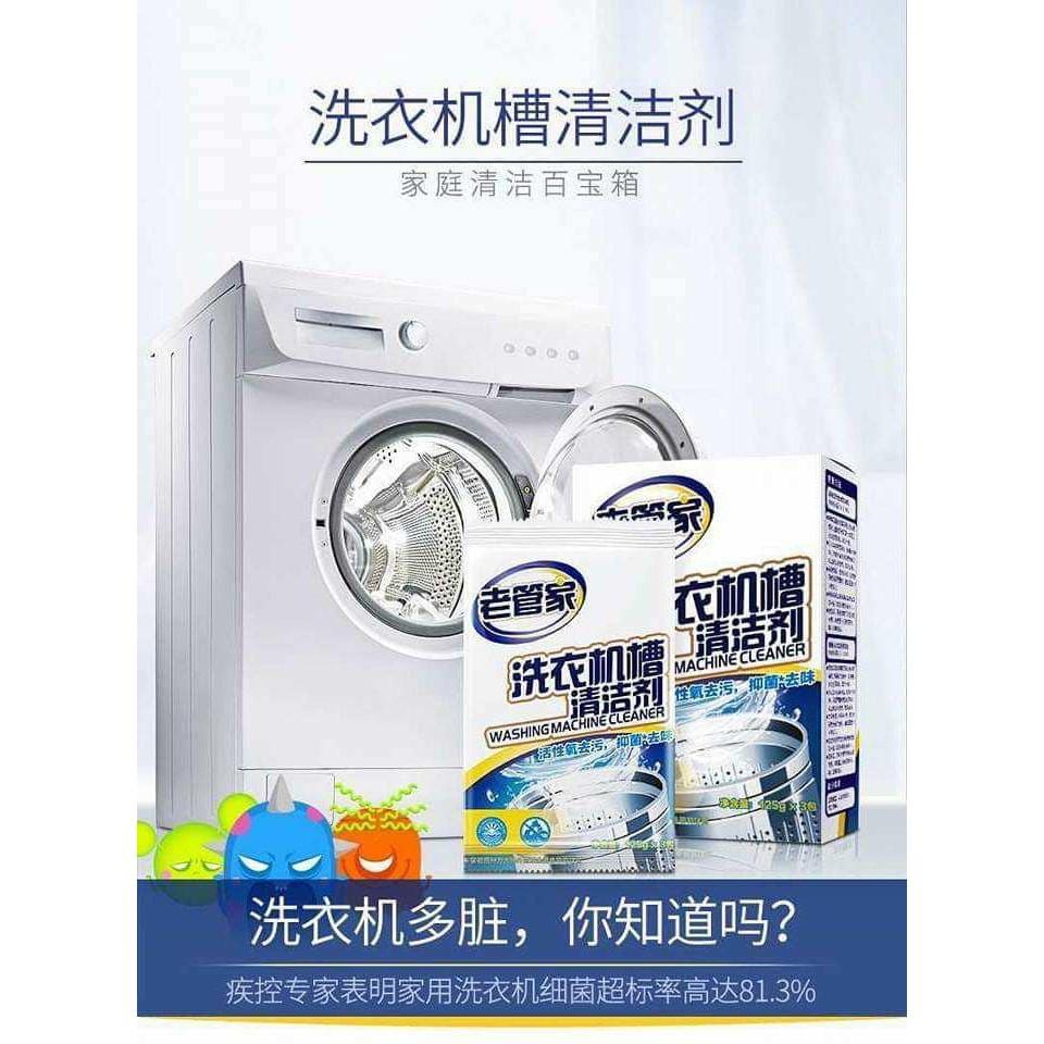WASHING MACHINE CLEANER POWDER