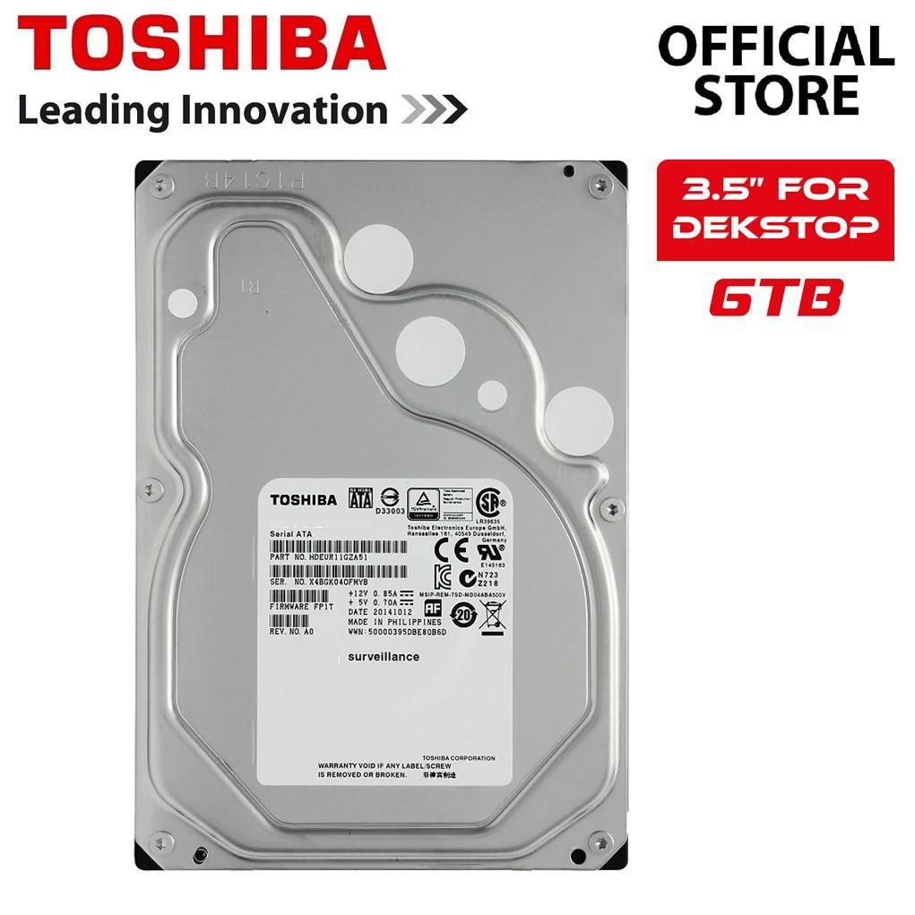 Toshiba Sata Hdd 35 Internal Desktop Hard Disk 500gb 60gbit Hardisk 25 120gb Hitachi S 7200rpm Shopee Malaysia