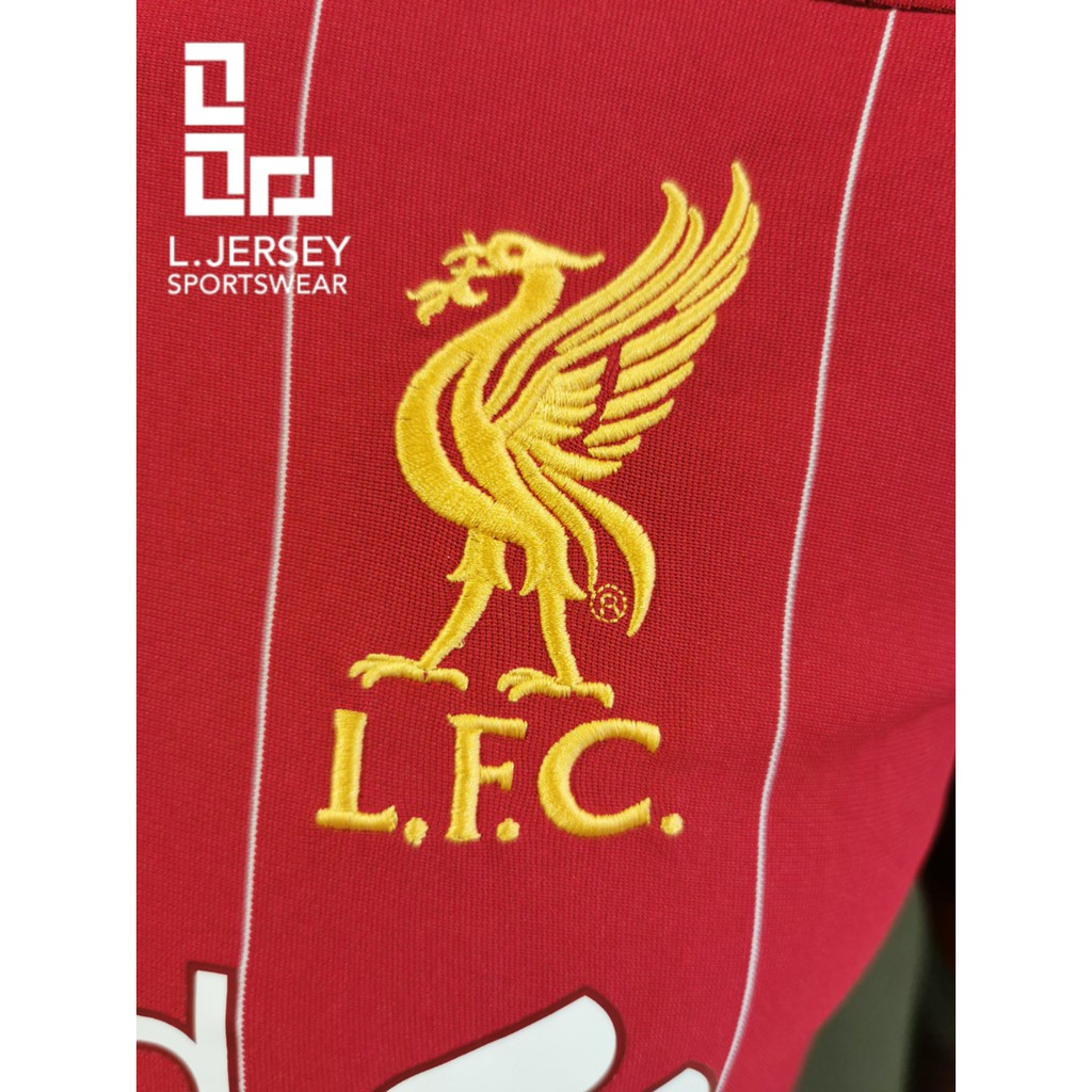 Liverpool Men Home Season 19/20 Player Jersey