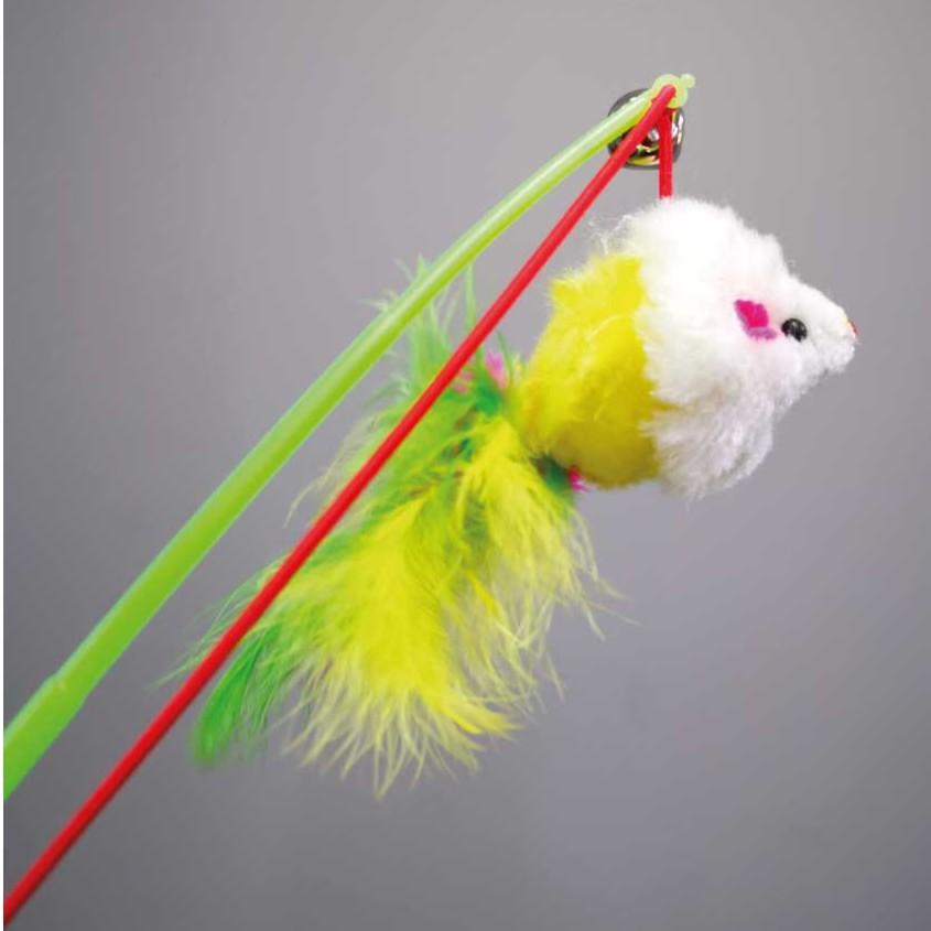 Cat Teaser Cat Toy Pet Toy | Mainan Kucing Cantik