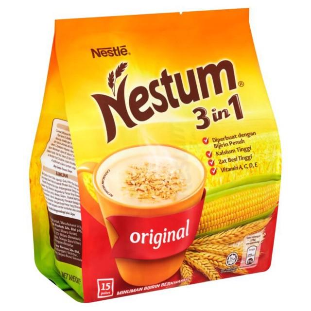 Nestum 3in1 Original 15x28g