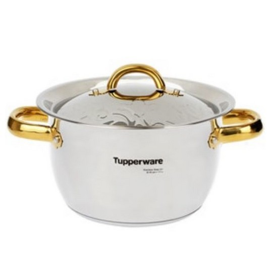 Tupperware Luxury Cookware Saucepan (2.5L)