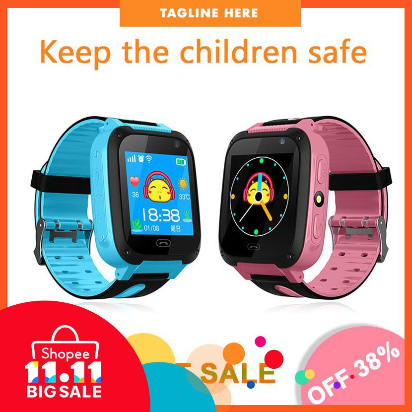 Watches New Y30 Kids Baby Safe Smartwatch Lbs Location Sim Card Daily Waterproof Camera Watch Two Way Talk Cute Bracelet Wristband Moderate Price