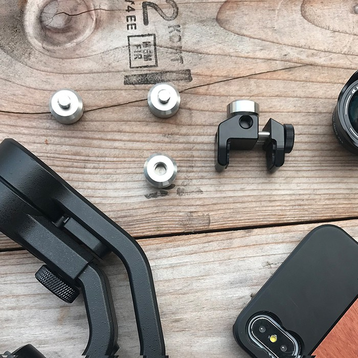 Phone PT-4 Gimbal Counterweight 60g Adjustable for Zhiyun Smooth4 Stabilizer