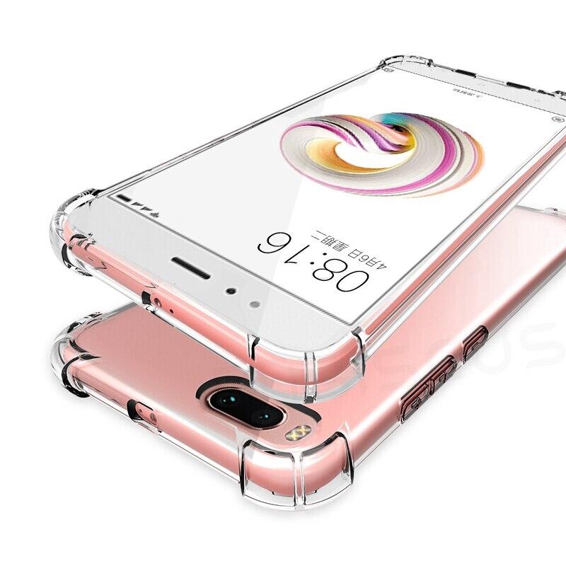 Xiaomi Redmi Note 4 4X 5 5A Prime S2 Y2 4A 5A 6A 6 Pro Mi 8 SE 8 Lite Max 2  Max 3 Case Soft Cover