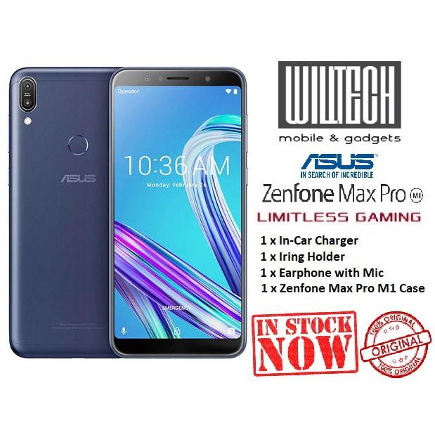 Asus Zenfone Max Pro M1 6