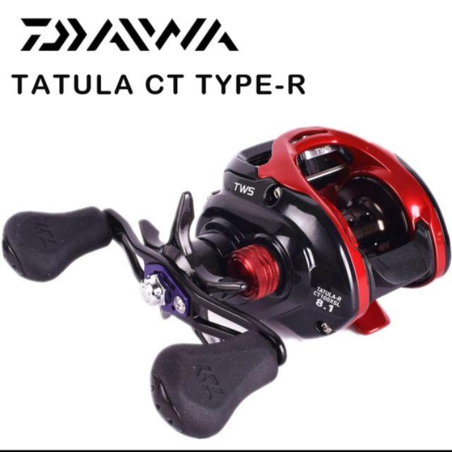 100HS 100HSL 100P 100HL Daiwa carbontex drag washers TATULA 100H