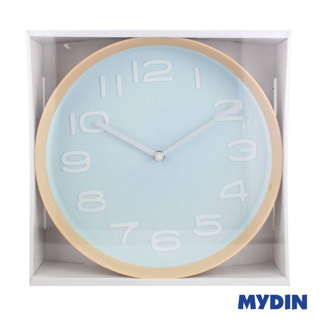 Time Wall Clock 190452 - 12inch