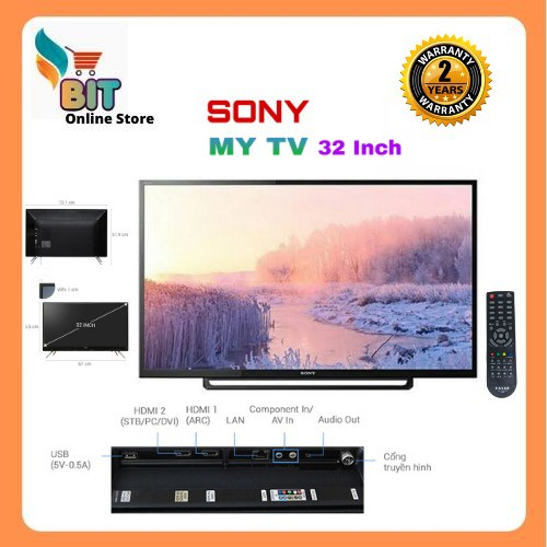 Sony led tv 32 IN KDL-32R300E