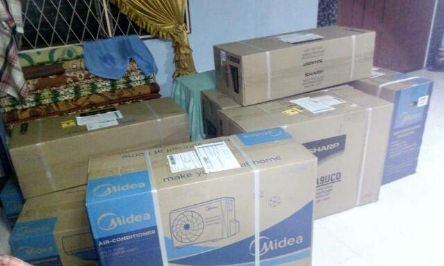 Midea 1Hp Air Conditioner Smart MSK4-09CRN1 | Shopee Malaysia