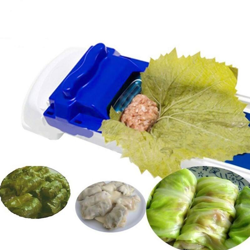Stuffed Grape /& Cabbage Leaf Rolling Tool Yaprak Sarma Dolmer Roller Machine HOT