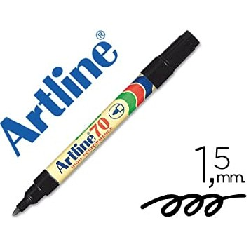 Artline 70 Permanent Marker Pen 1.5mm