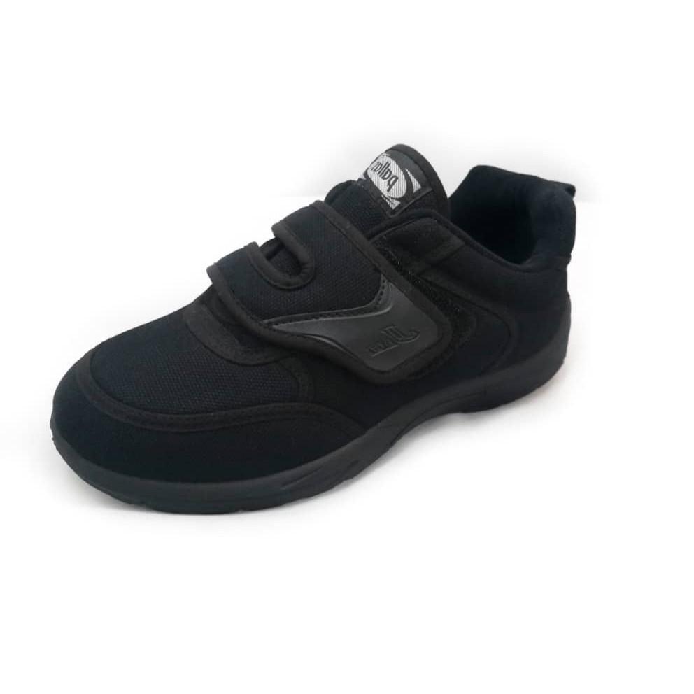 [Hot Selling] Yebeng Pallas Black School Shoe Pallas