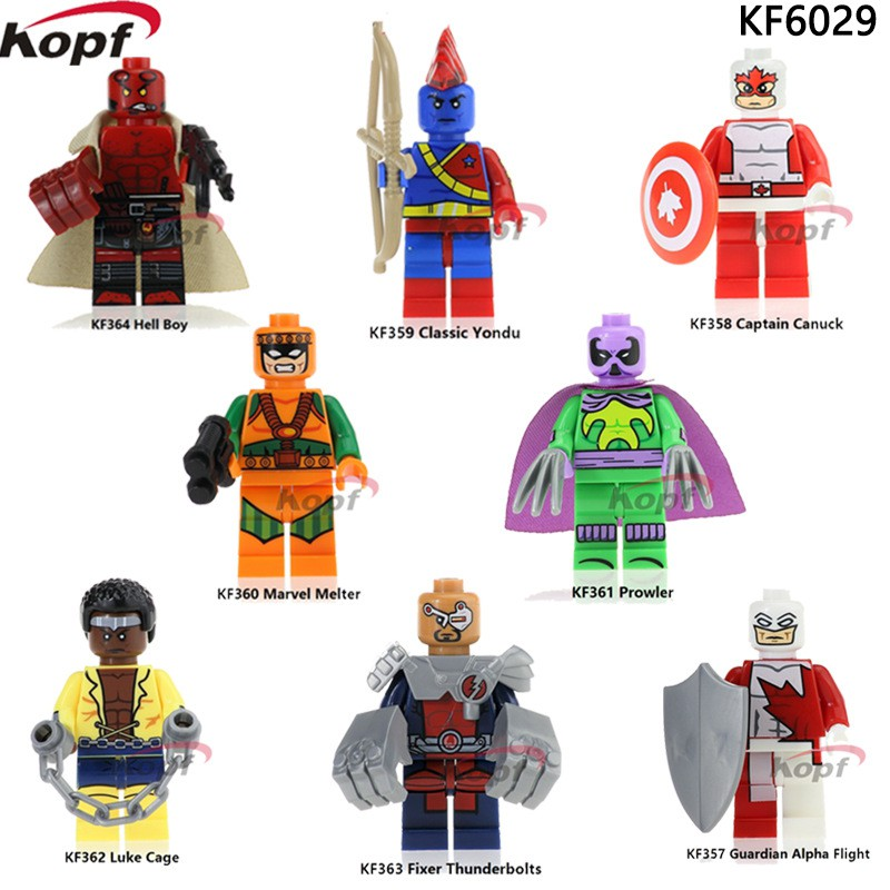 MINI FIGURINES Hellboy KF364
