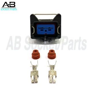2 Pin Ford 93 BG 14A464 KBA Socket Connector   Shopee Malaysia
