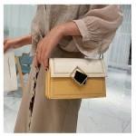 GDeal Modern Elegant Shoulder Handbag Small Square Bag Women Fashion Chain Messenger Sling Bag