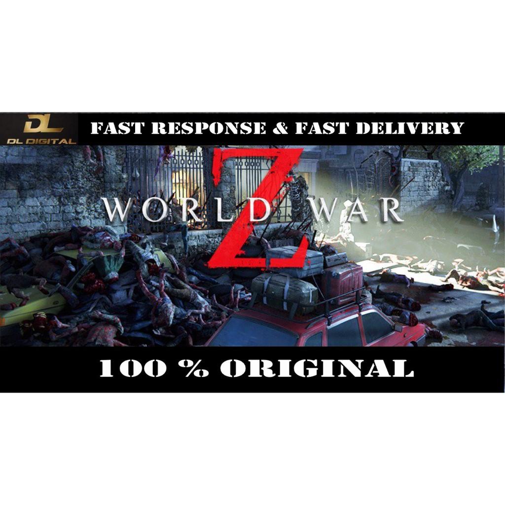 WORLD WAR Z (PC Epic Game Original)