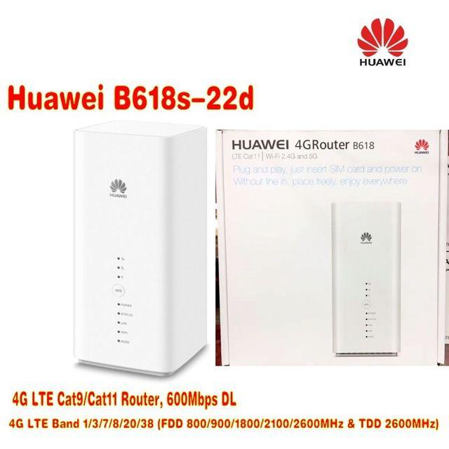 HUAWEI B618s-22d mod
