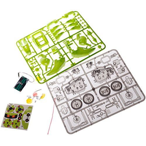 EDUCATIONAL DIY T3 SOLAR POWER ENERGY DINOSAUR TOY KIT SCIENCE SCHOOL PROJECT FOR KIDS LEARNING PURPOSE